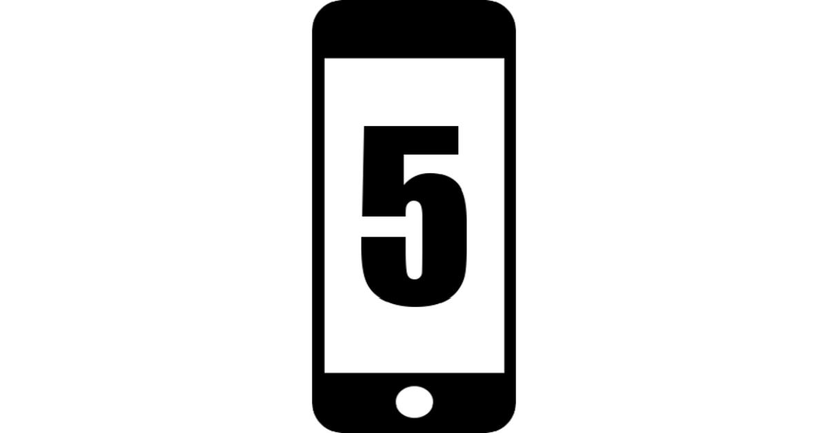 Rychlá oprava Apple iPhone 5